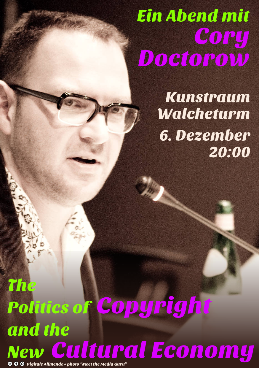cory doctorow selected essays